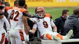 ¡Temporada de terror! Las lesiones son una constante en la NFL