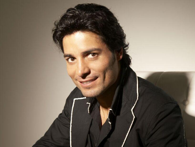 4. Elmer Figueroa Arce: Ese el nombre real del cantante puertorriqueño Chayanne, como sea está bien guapo.