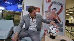 El histórico Lehmann da aval a estadounidenses para Bundesliga, ¿y México?