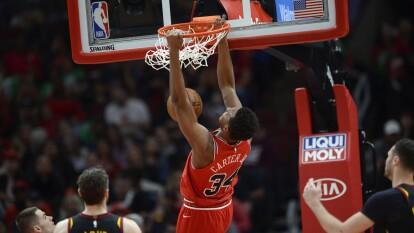 En la Conferencia Este, los de Cleveland sólo registran 19 victorias y son últimos de la Conferencia. | Chicago Bulls 108-103 Cleveland Cavaliers