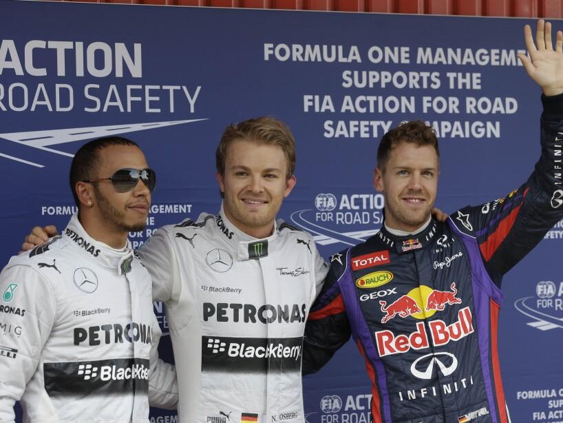Alemania continuó con la pesadilla de la temporada y por cuarta carrera consecutiva, ahora en Nürburgring, calificó 5° y terminó en 18°.