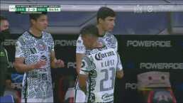 ¡Se enojó! Chucho López abandona el partido y sale molesto