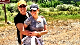Thalía y Tommy Mottola celebran aniversario