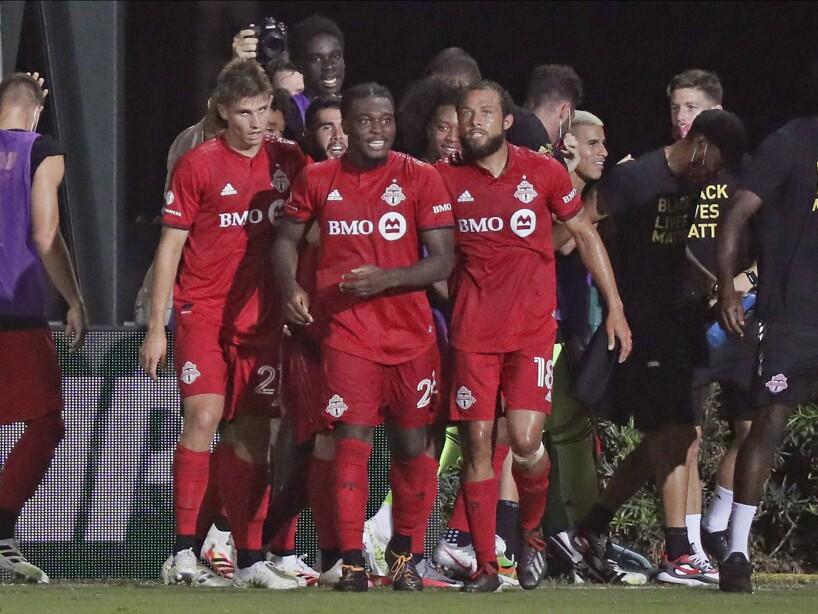 MLS Toronto FC Impact Soccer