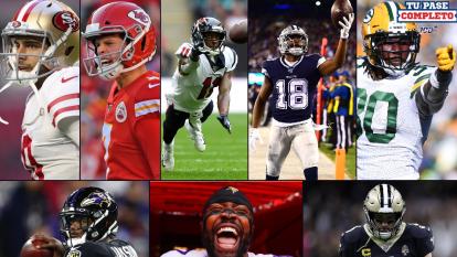 Los Patriots pierden el invicto y Saints regresa a la cima. Así quedaron los equipos esta semana.