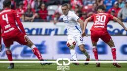 Cruz Azul y Toluca abren la jornada del miércoles en la Copa GNP