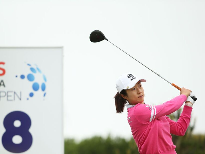 ISPS LPGA Handa Vic Open - Day Two