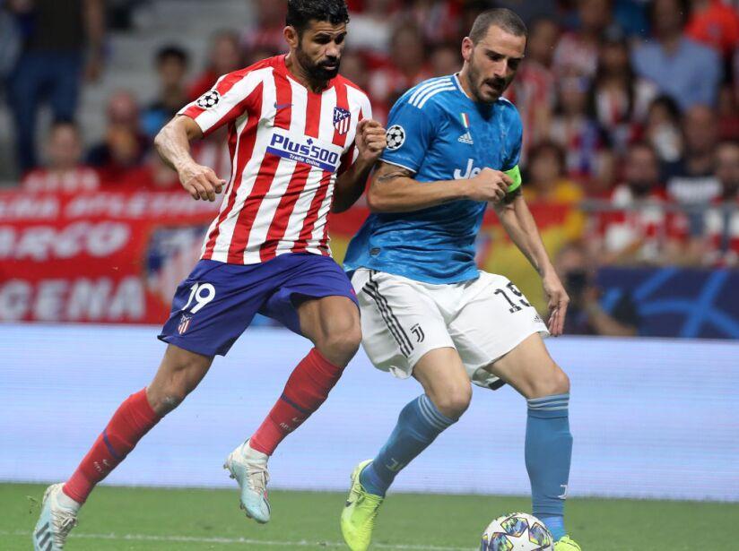 Atletico Madrid v Juventus: Group D - UEFA Champions League