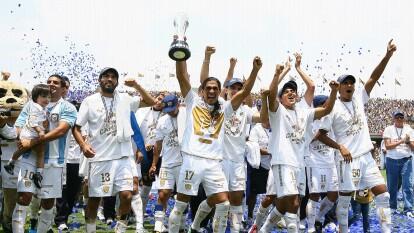 ¡Cómo pasa el tiempo! A nueve años de la séptima de Pumas | El Clausura 2011 fue el último torneo que los universitarios levantaron un título de Liga y así lo recordamos.