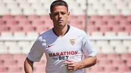 ¿Cuál es la agenda para Chicharito con el Sevilla?