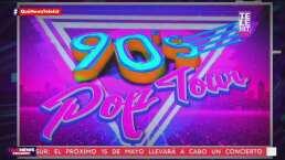 90's Pop Tour anuncia nuevas fechas sin OV7