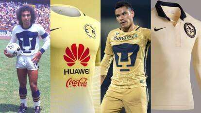 Estas son las playeras más conmemorativas de Pumas y América en la historia de estos clubes.