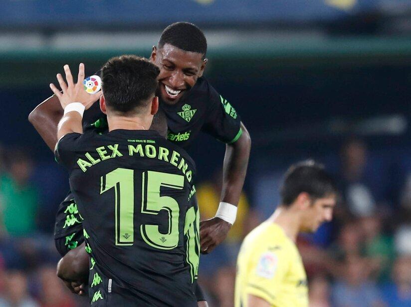 Sin Guardado, Betis cae por goleada ante Villarreal 5-1