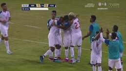 ¡No perdona! Gabriel Torres firma doblete ante Bermudas