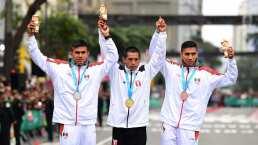 Trabajo en equipo', los logros de México en Maratón