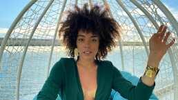La esposa de Ferdinando Valencia se hace 'cambio de look' y aparece con el cabello lacio