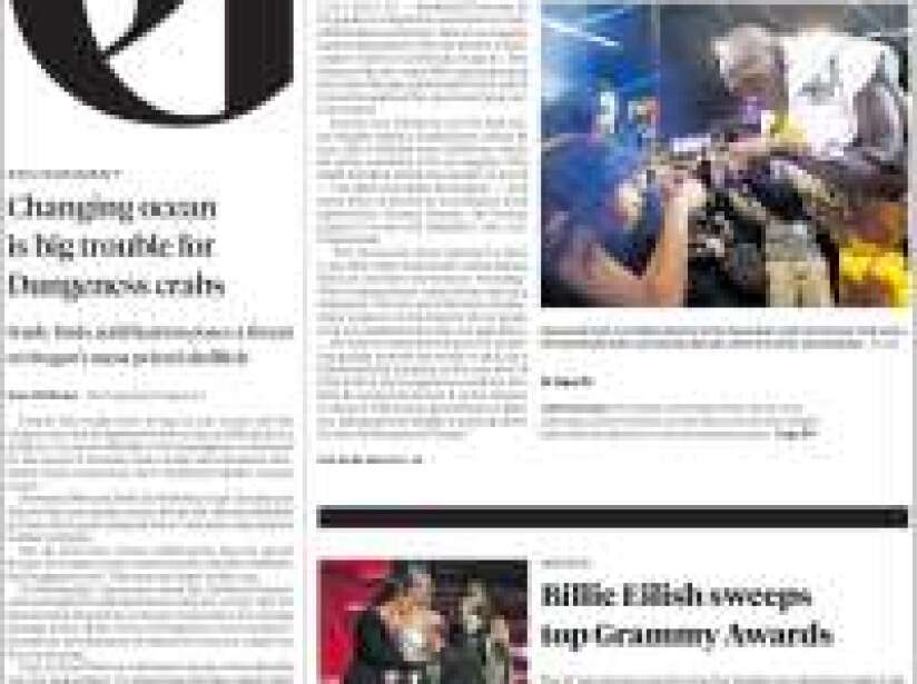 Kobe Bryant, periódico, OREGON.jpg