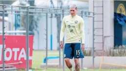 Nico Castillo da pistas sobre su regreso a las canchas