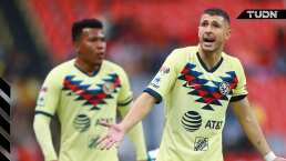 Guido Rodríguez no entrena con América por lesión
