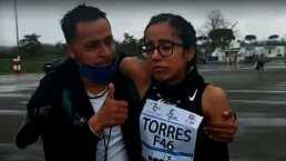 Daniela Torres logra en Italia dar marca olímpica para Tokyo 2020