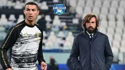 Cristiano Ronaldo es un jugador fundamental para Andrea Pirlo