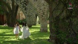 Así fue la fiesta de boda de Maricruz y Octavio