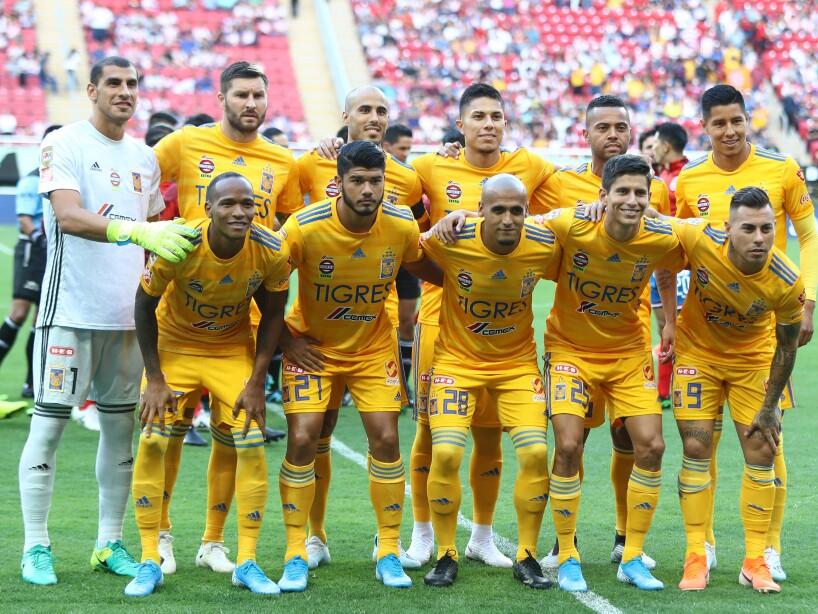 Chivas vs Tigres. Torneo Apertura 2019