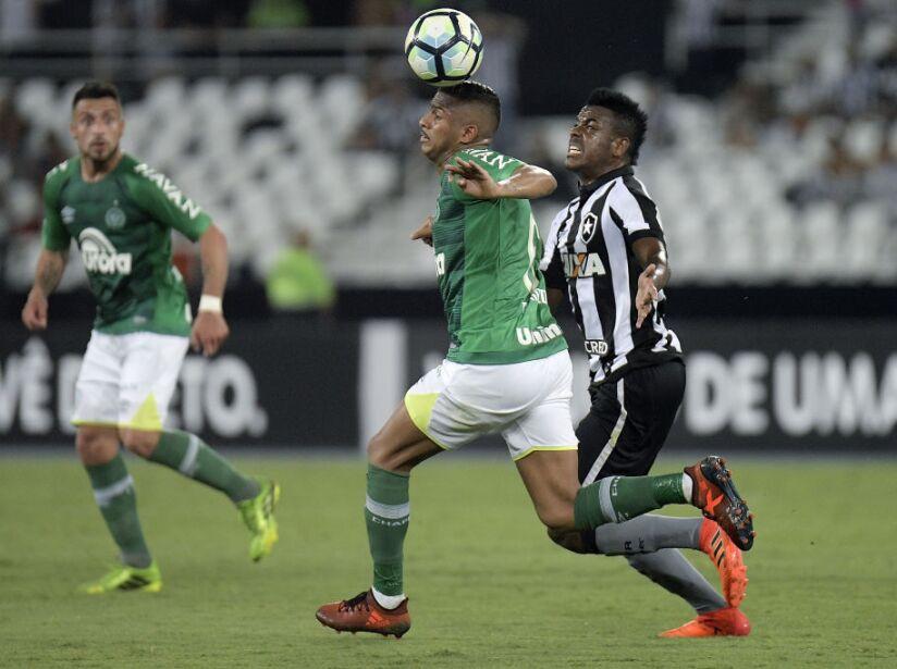 Botafogo v Chapecoense - Brasileirao Series A 2017