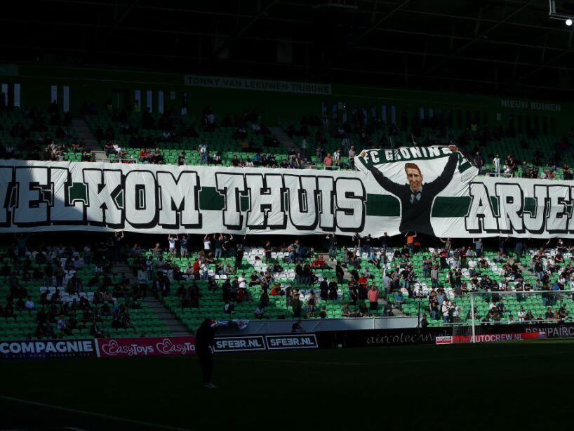 FC Groningen v PSV Eindhoven - Dutch Eredivisie