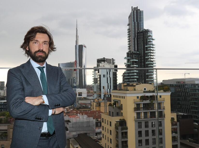 Andrea Pirlo Announces His Farewell Match