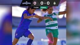 Resumen | Cruz Azul empata 0-0 con Santos y reparten puntos en la J16