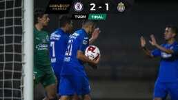Cruz Azul se corona en la Copa GNP por México tras vencer a Chivas