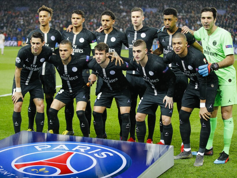 France Soccer Champions League