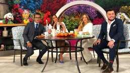 Galilea, Andrea y Raúl presumen su renovada y moderna casa de Hoy para este 2021