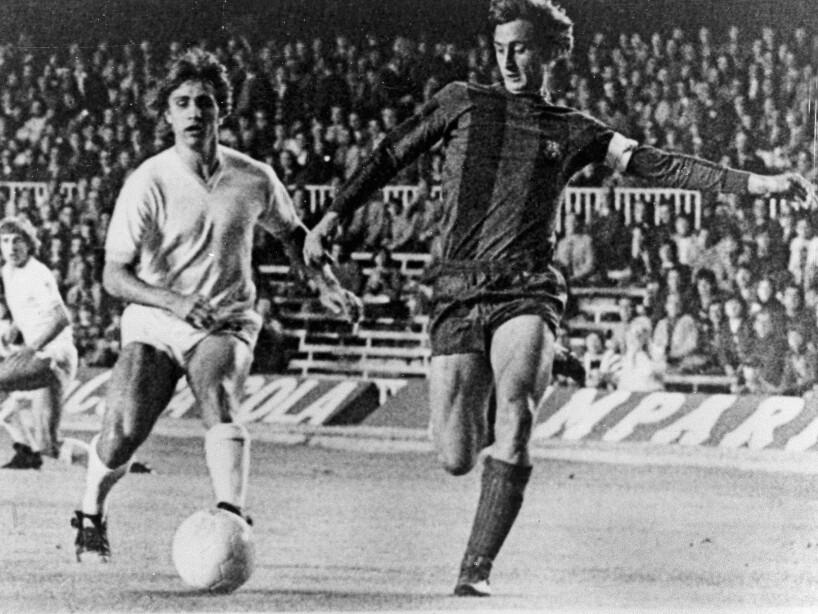 Johan Cruyff, Bruno Giordano