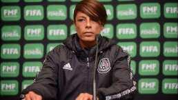 A Maribel Domínguez no le quita el sueño su debut con derrota