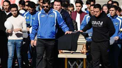 Martín Loera ganó una medalla en la olimpiada nacional; era promesa en los 100 metros planos. Se resistió a un asalto y murió de un balazo.