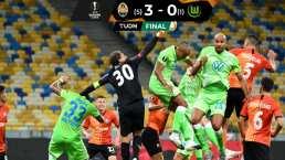 Shakhtar logra tres goles en compensación en Europa League