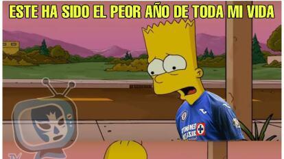 Con la derrota 4-1 de Cruz Azul frente al Atlas, los memes se abalanzan sobre la máquina.