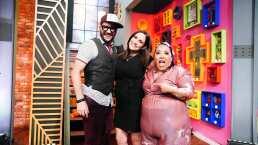 Danielle Dithurbide escondió su embarazo para asistir a 'Me Caigo de Risa'
