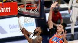 Los Denver Nuggets se llevan el triunfo ante Oklahoma City Thunder
