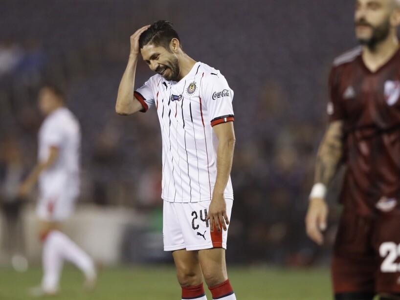 River Plate Chivas Soccer