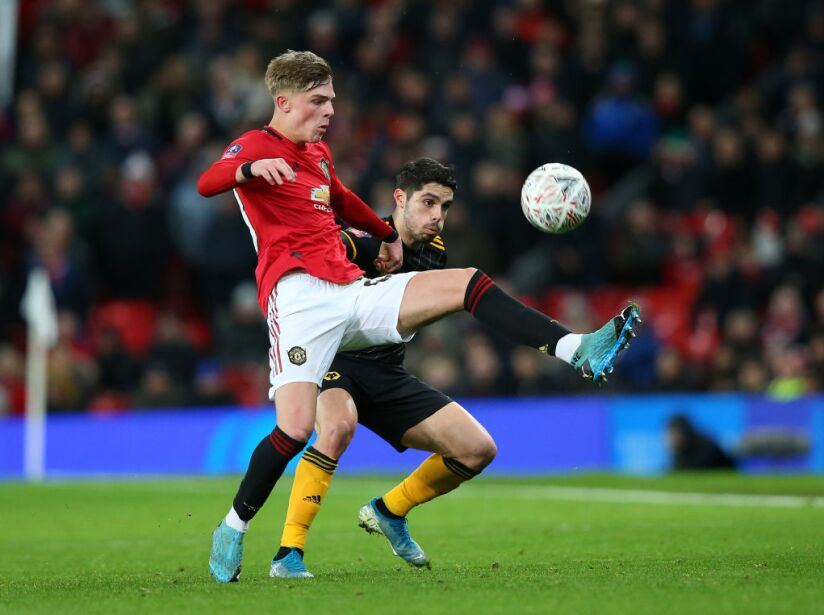 Manchester United v Wolverhampton Wanderers - FA Cup Third Round: Replay