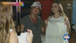 """Andrea Legarreta revela cómo se ha unido con Nina Rubín en su debut en telenovela: """"La familia es prioridad"""""""