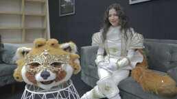 Paty Cantú nos dio acceso total para ver su preparación en ¿Quién es la Máscara?