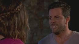 Victoria confiesa que otro hombre la besó