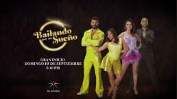 Nora Salinas y Adrián Di Monte se comprometen con sus soñadores