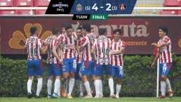 ¡Chivas es Campeón Sub-20 tras derrotar 4-2 al Atlas en la Final!