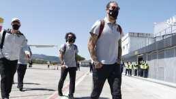 El avión se descompuso y el Real Madrid tuvo que buscar otra ruta