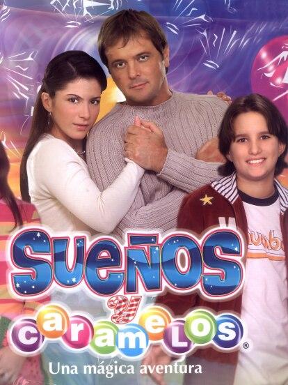 'Sueños y Caramelos' fue una telenovela del productor Carlos Moreno protagonizada, en 2005, por Alessandra Rosaldo, René Strickler, Nashla Aguilar y Luciano Corigliano.